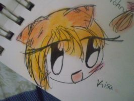 Kisa from Fruits Basket by Allyerion