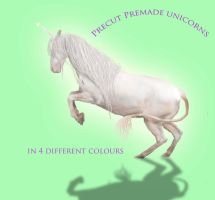 Unicorn Precut-premade by F-D-G