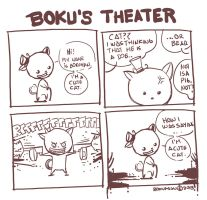 Bokus Theater 001 by bokuman