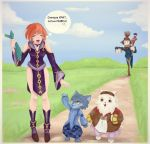 Lineage 2 Summoner and kittens)) by Espiransa