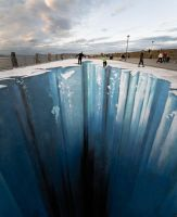 3D illusions: Arctic by Man-Of-World