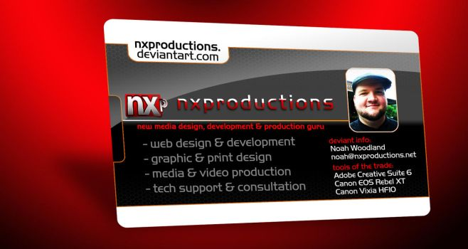 nxproductions deviantID {legacy edition} by nxproductions