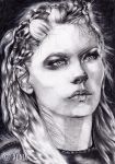 Lagertha Lothbrok by WhitePower188