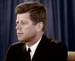 Kennedy addresses the nation by KraljAleksandar
