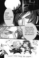 Alucard vs Richter Round 2 by Milulu48