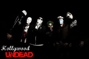 Hollywood Undead - Wallpaper 2 by WelcometoBloodstone