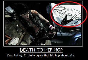 Death To Hip Hop by KotomiMaya
