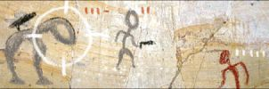 Cave painting tactics by I2ebis