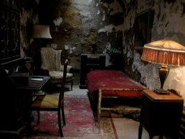 Al Capone's cell by Decarabia69