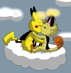 100 Themes 7: Heaven by Annamay168