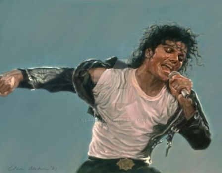 Michael Jackson by clares