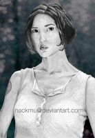 Leah Clearwater - Eclipse by nackmu