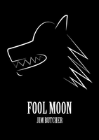 The Curse Within (Fool Moon Faux Poster) by Red-Rat-Writer