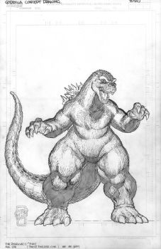 Godzilla Sample by ToneRodriguez