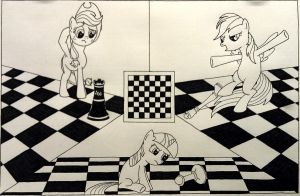 Checkmates by xjuggernaughtx