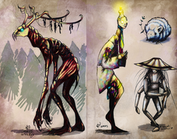 The book of Monsters - February 3, 2013 by JohannesVIII
