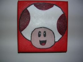 Toad by Tiffyx