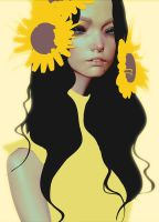 Sunflower by CezarBrandao