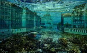 Fantasy - Aquarium City by 21citrouilles