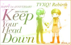 TVXQ! - Happy KYHD Day :D! by Smile-san