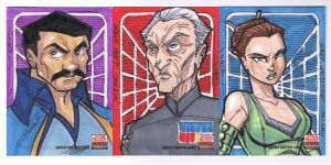Topps SW Galaxy 5 SC04 by Hodges-Art