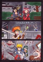 YGO 5ds meets Left 4 Dead by punkbot08