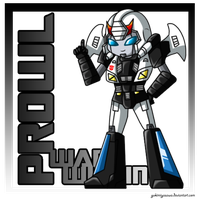 CC- Prowl War Within by YukiMiyasawa