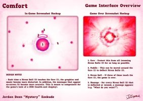 Comfort - Game Interface Overview by MysteryEzekude