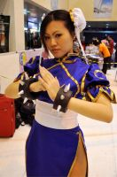 Chun Li at Otafuse11 by jnalye