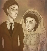 mr. and mrs. riddle by Arileli