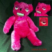 Rot Tot Rufus The Freaky Bear by Undead-Art