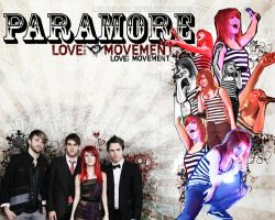Paramore Wallpaper by anarkoBO1