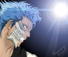 Bleach: The Panther (Grimmjow Jaegerjaquez) by ChAoTiC-Flames