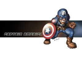 cap wall paper by LOLONGX