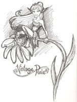 Vintage Pixie by thirty-six