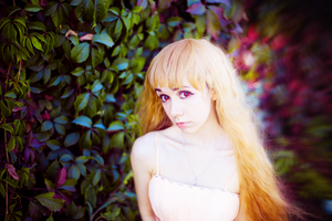 in_the_garden by dio-dio