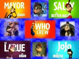 The Who Crew Desktop by The-Who-Crew