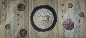 The Tree of Life triptych by theroyalus