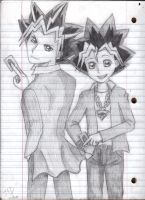 We're Yugi-licious by Sakura-chan4100