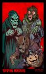 TOPSTONE MONSTERS by BryanBaugh