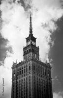 Palace of Culture and Science in Warsaw, Poland by paulinapl87