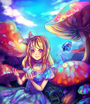 alice's dream by kokotea