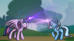 Final Duel by Shawnyall