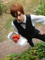 APH - I am NOT your waiter by Gol-D-Ace