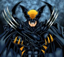 Dark Claw -Inked and Colored by OutlawTornDOA