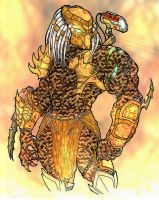 gold_predator_by_bender18_by_deadklown by Xeno-Crazy