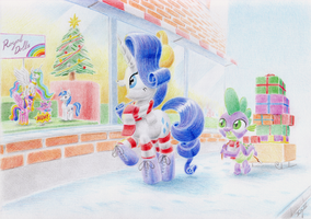 How Much is That Pony in the Window? by XeviousGreenII