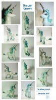 MLP Custom - The Last Unicorn by BlackAngel-Diana