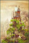 Tower wizard by Miavka-Athens