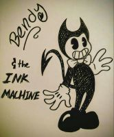 Bendy and the Ink Machine 2 by MsDoodleKnight